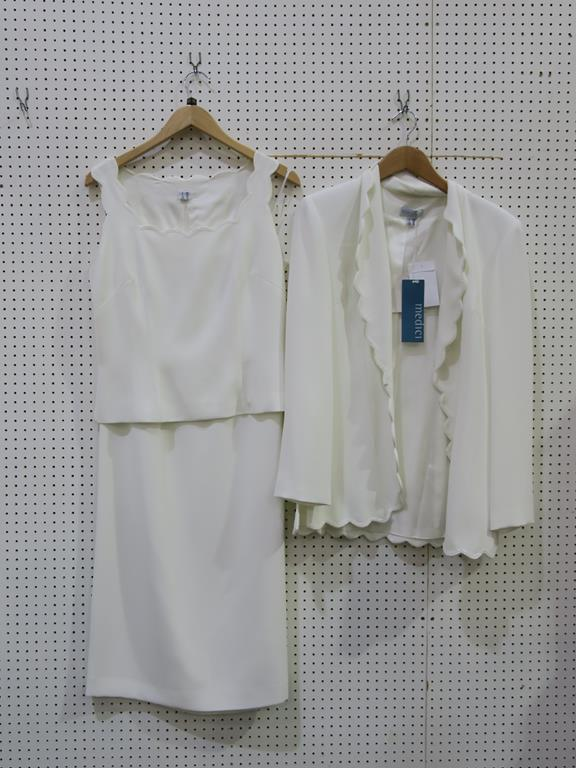 Lot 8046 - * Three Ladies Garments. An Inspirato (size 16, RRP £291), an After Six by Ronald Joyce (size 14,
