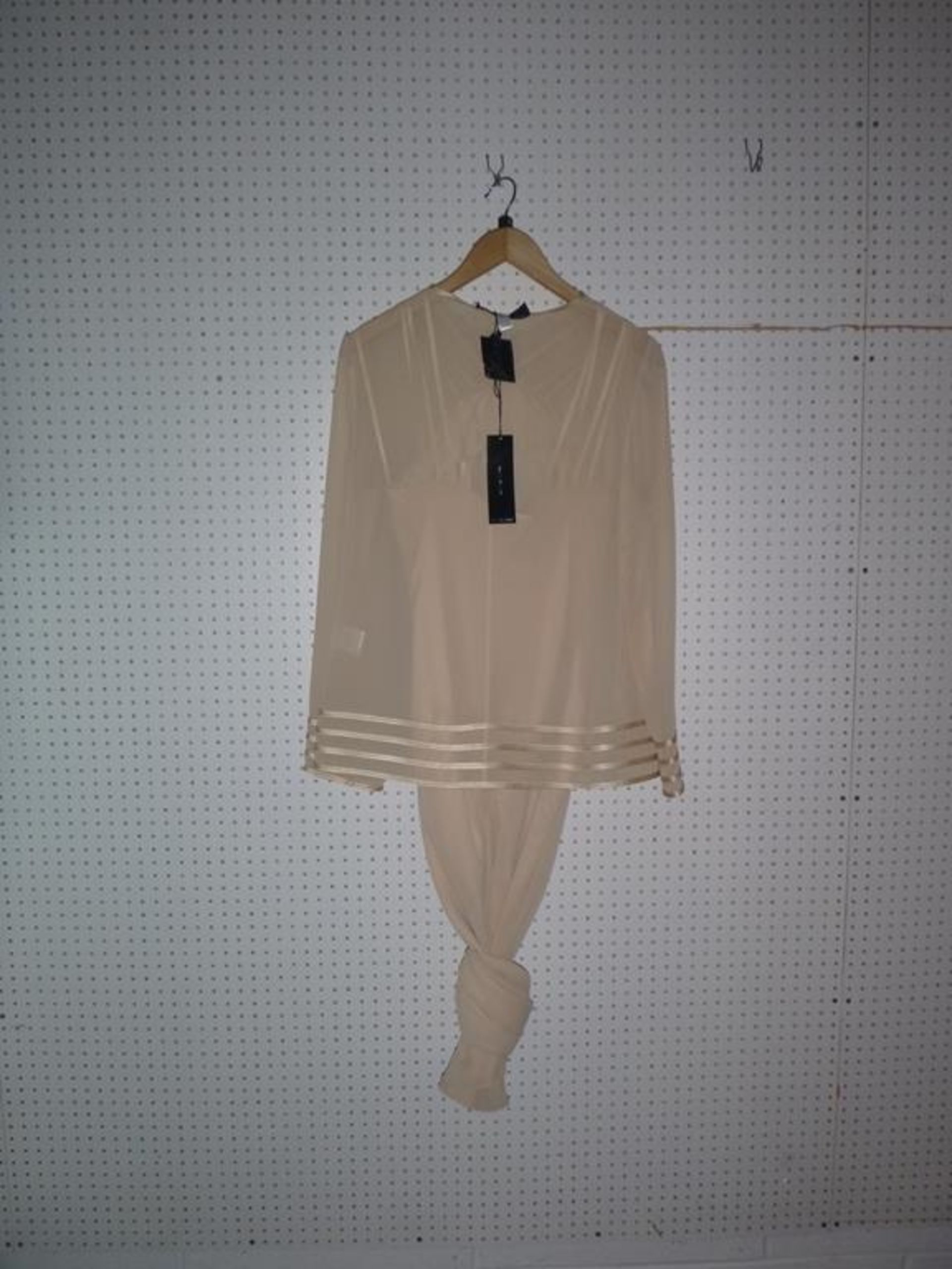 Lot 8022 - * Four Ladies Garments to include examples by Veni Infantino (size 12), AS by Ronald Joyce (size
