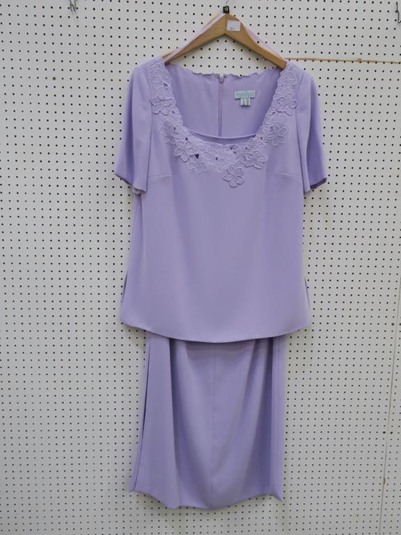 Lot 8033 - * Three Ladies Garments, Two by Medici (Size 10 and Size 12 RRP £464 and £425) and One by