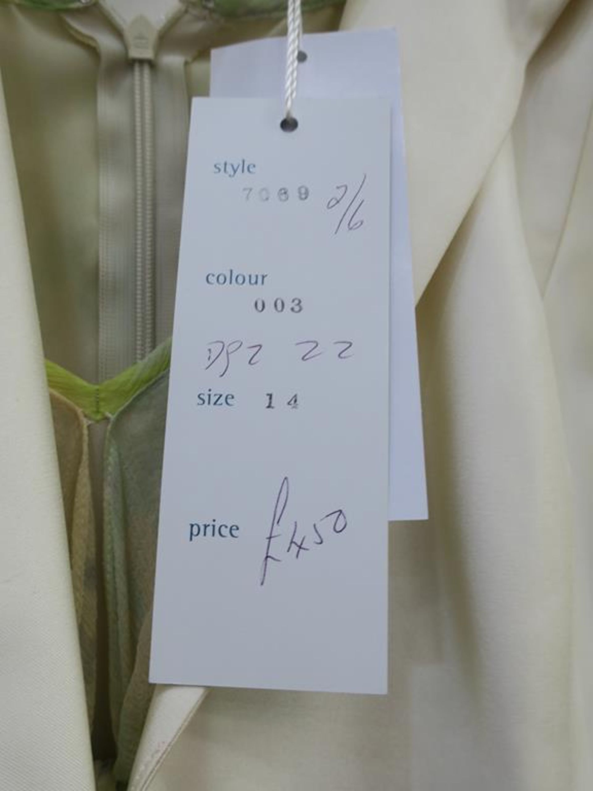 Lot 8005 - * A selection of three Ladies Garments in Size 12 (2) and Size 14. Two by Condici and the other by