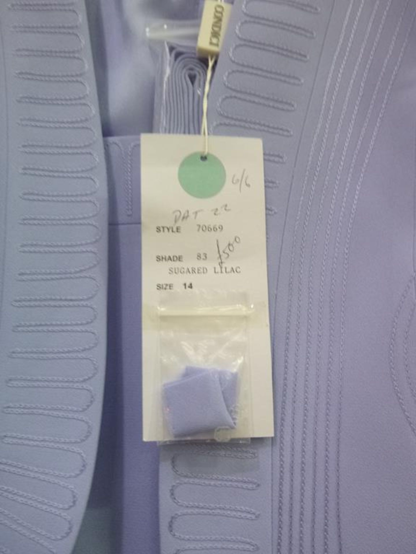 Lot 8016 - * Two Ladies Garments, each by Condici, one size 10 (RRP £659), the other size 14 (RRP £500). Please