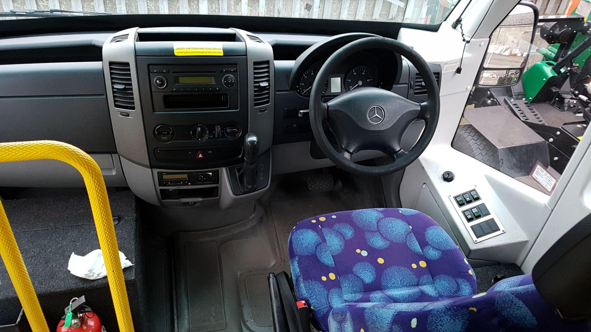 Lot 5 - * Mercedes Sprinter Bus - Treka Conversion A 2008 Mercedes Sprinter Bus Reg No FX58 ZHK with Treka