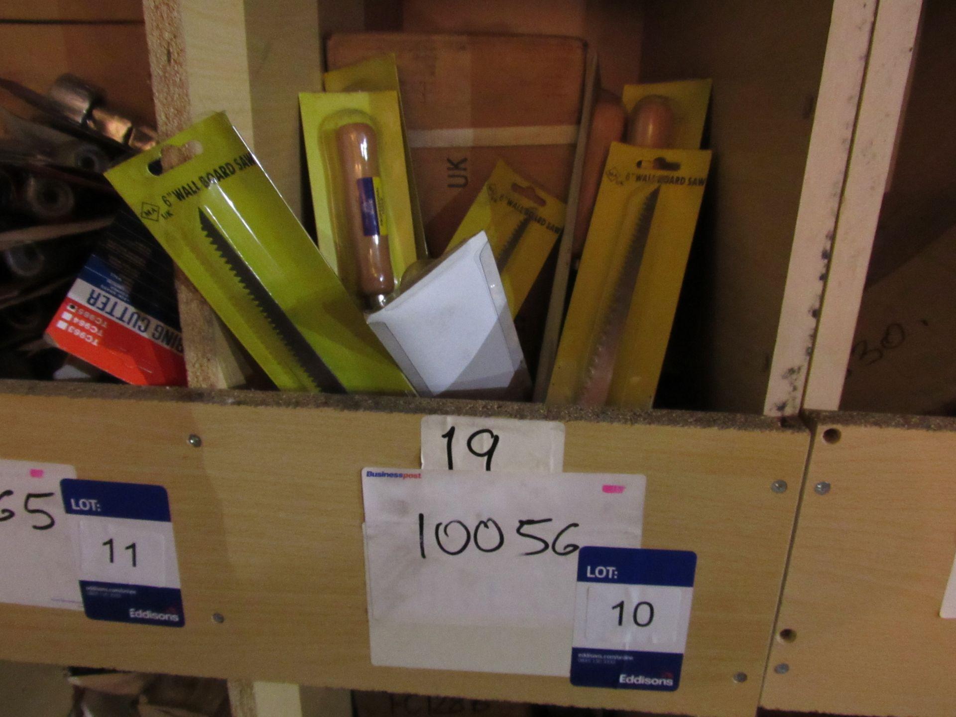 """Lot 10 - 66 10056 - 6"""" Wall Board Saw"""