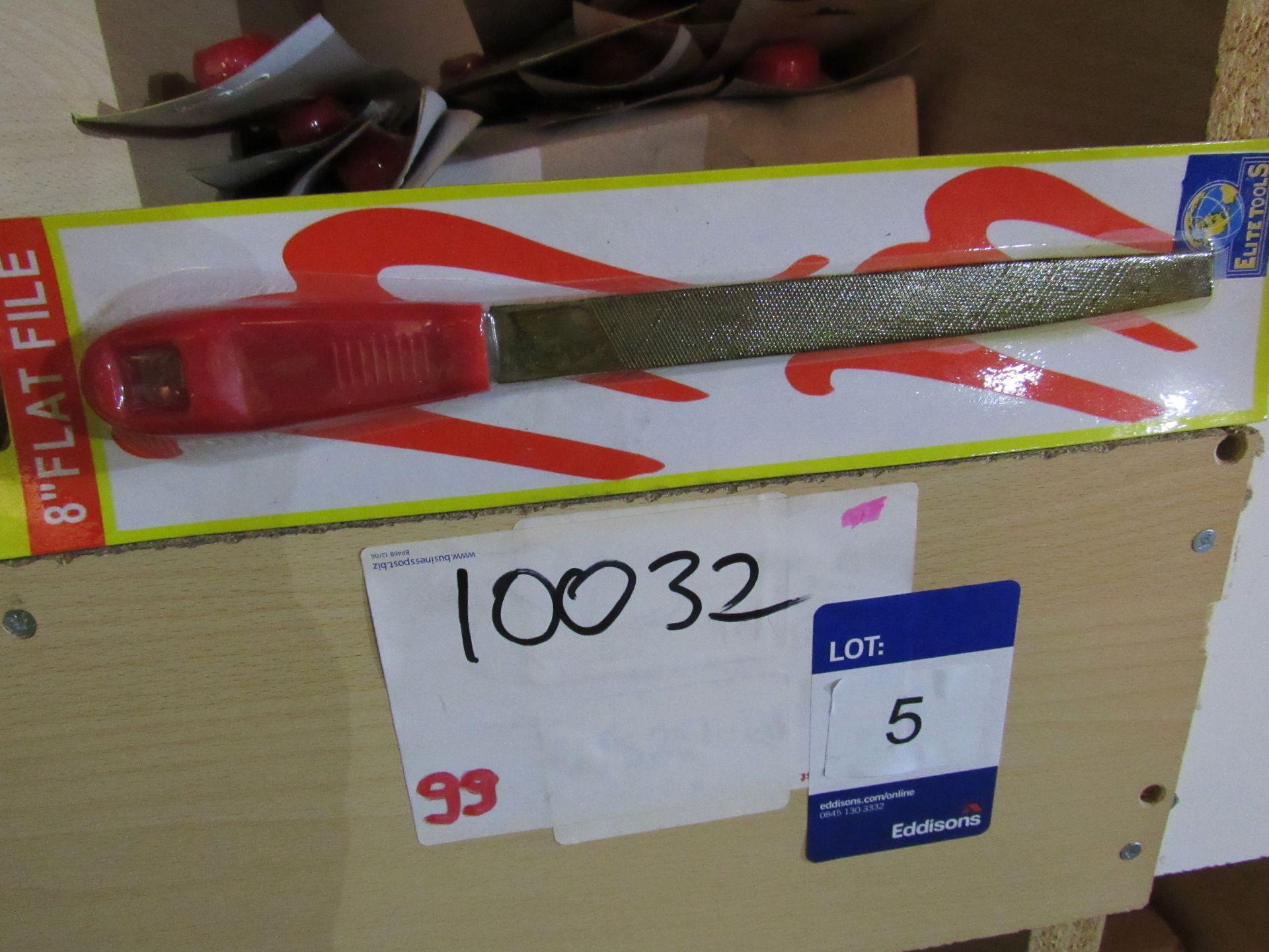 "Lot 5 - 99 10032 8 FLAT FILE - For Metal"""