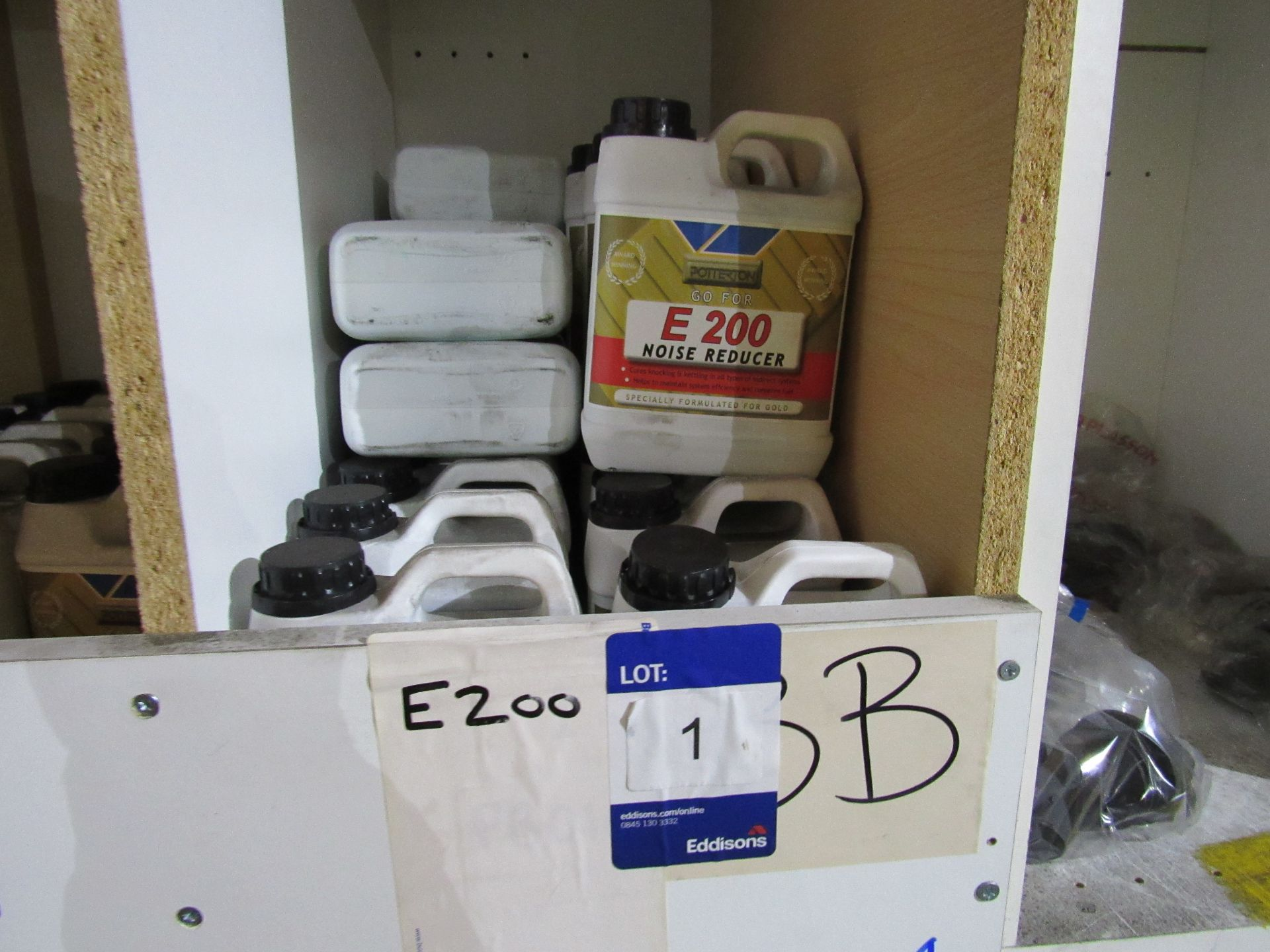 Lot 1 - 134 E200 Central Heating Noise Reducer - 1 Litre