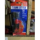 Lot 12 - 153 TC963 RED - Hand Tube Cutter 3mm-28mm