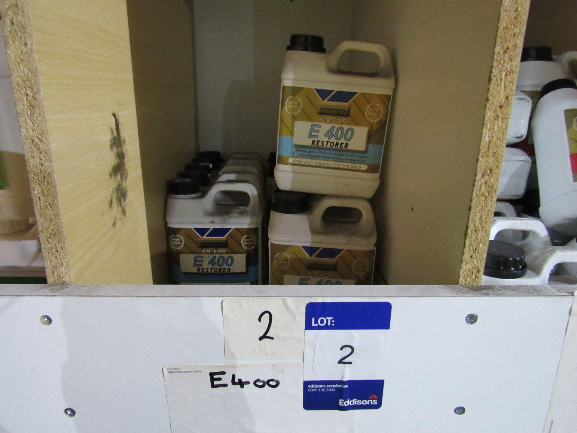 Lot 2 - 120 E400 Central Heating System Restorer - 1 Litre
