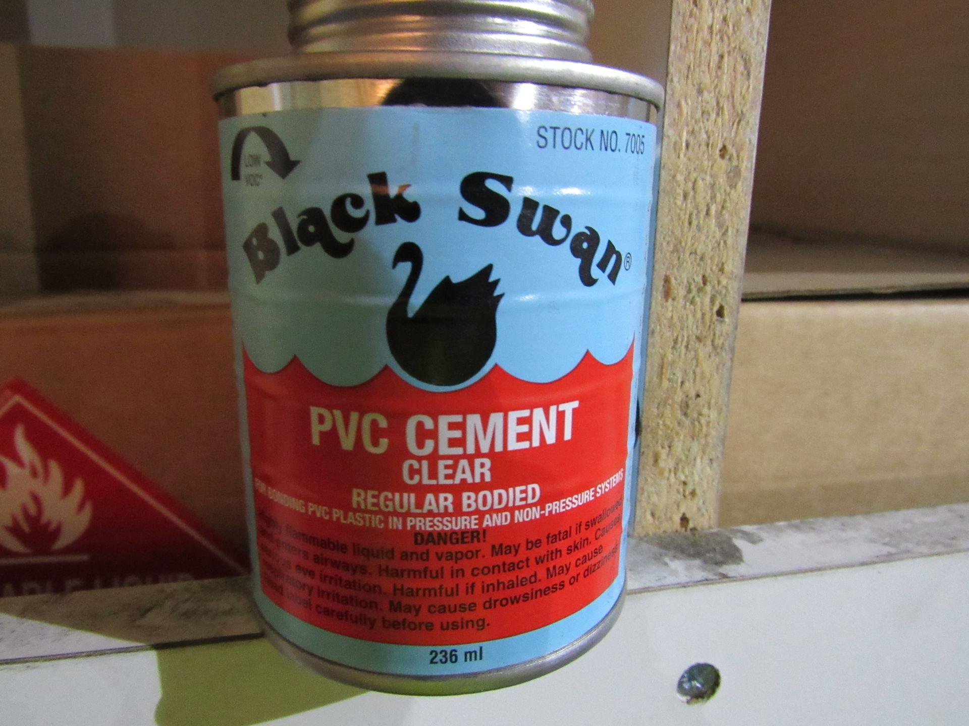 Lot 4 - 8 SC954 250ml Solvent Cement (24)