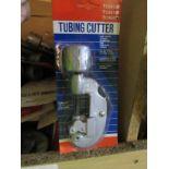 Lot 11 - 136 TC965 Prof'l s/s Tube cutter 3-28mm SU J2 Blade