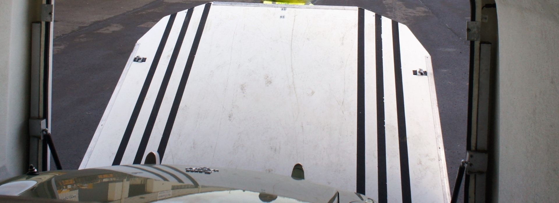 Lot 2 - * Eco-Trailer' Velocity RS Enclosed Twin Axle Car Trailer