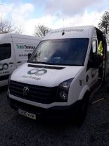 Lot 1 - VW Crafter CR35 TDi Panel Van, registration GK15 V