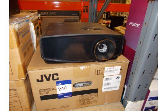 JVC LX-UH1B Projector (on display) – RRP £2,400