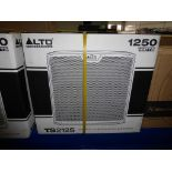 Lot 20 - * Alto Professional TS212S 1250W 12'' powered Subwoofer Speaker, RRP £249