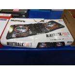 Lot 46 - * A Numark Mixtrack Pro 3 (RRP £162)
