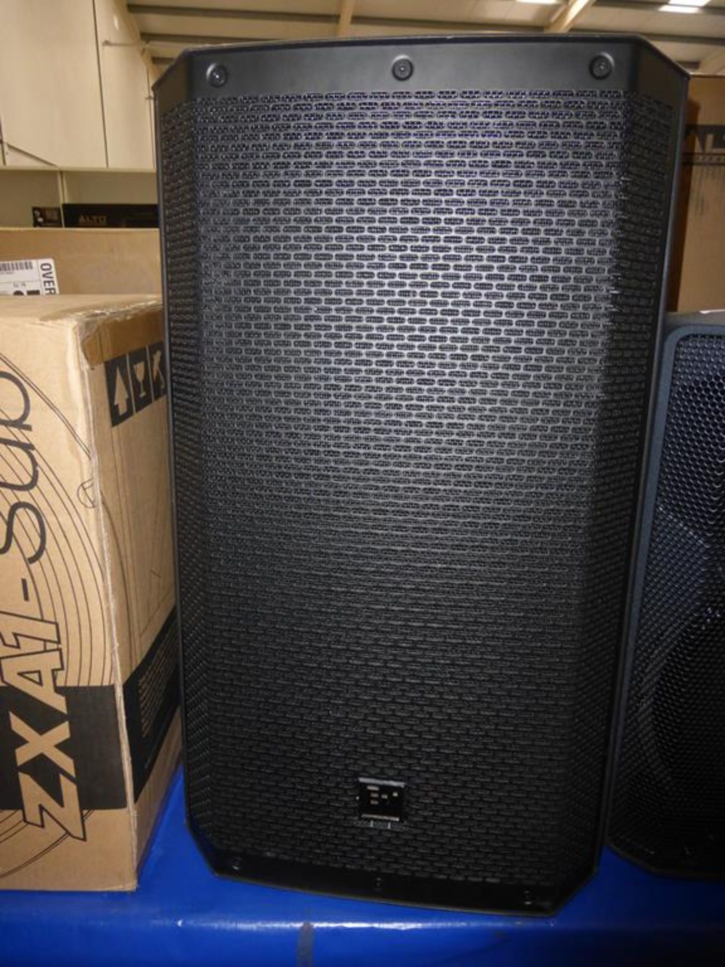 Lot 22 - * Electro-Voice ZLX-12P Single 12'' Two-way powered Loudspeaker, RRP £109