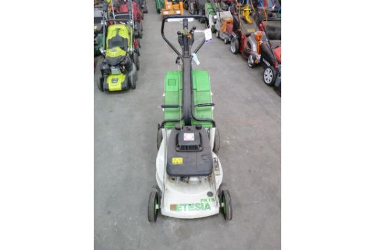 Trade In Etesia PKTB F-67160 Petrol Powered OHV Engine Lawnmower