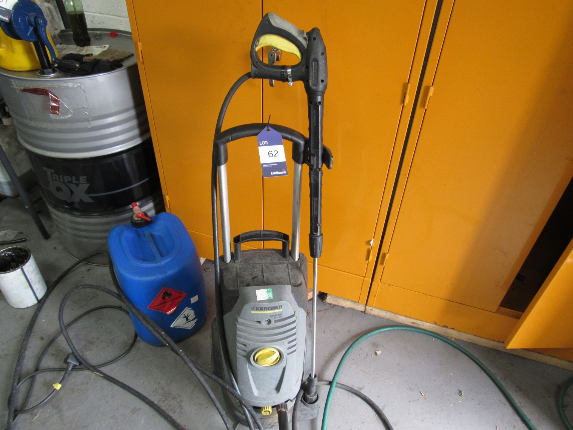Lot 62 - Karcher Xpert HD 7125 Pressure Washer (Located at Unit 11)