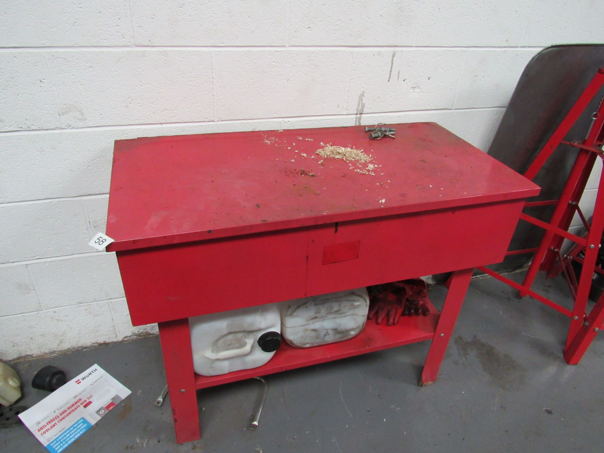 Lot 58 - Parts Cleaner (Located at Unit 11)