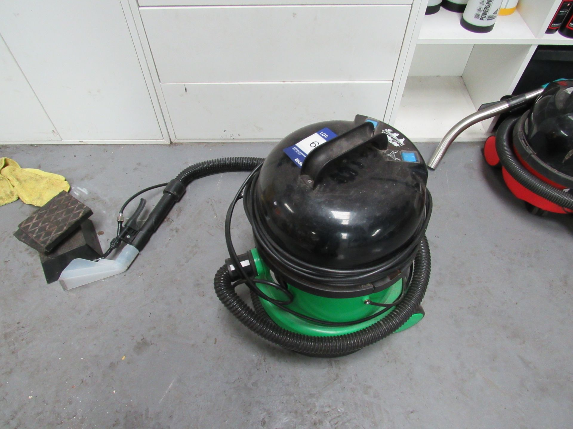 Lot 68 - Numatic GVE 370-2 Wash and Dry Vacuum (Located at Unit 11)