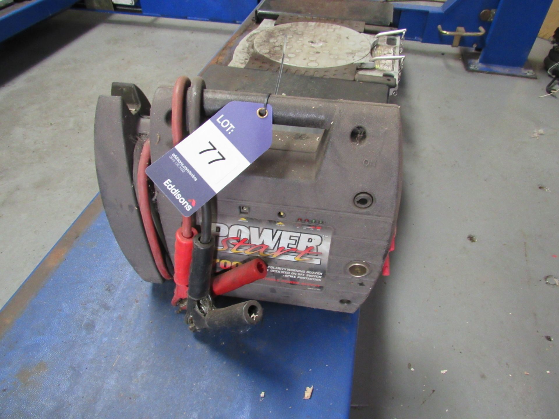 Lot 77 - Powerstart 700Amp Booster Pack (Located at Unit 11)