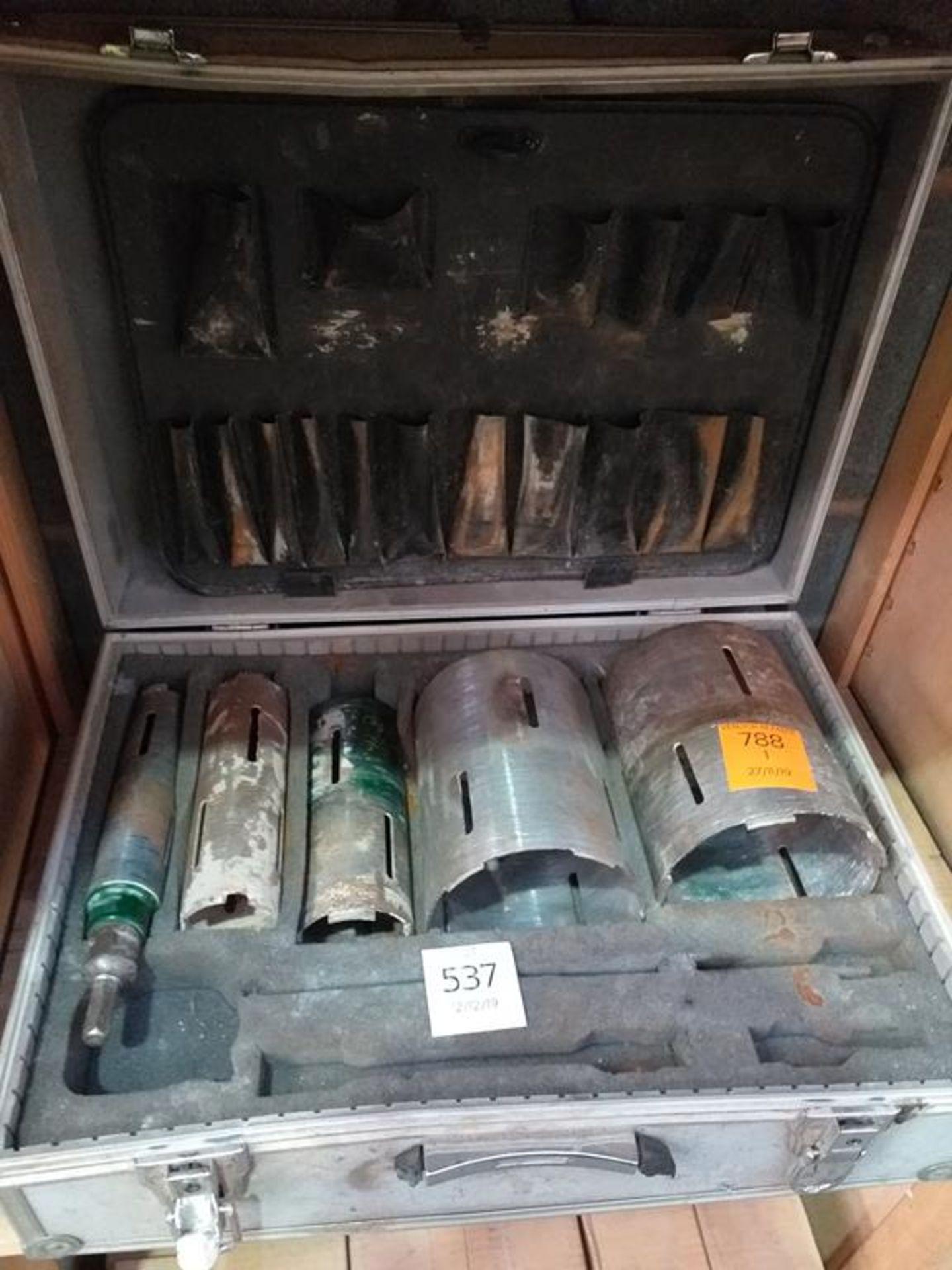 Lot 537 - A Core Drill Kit