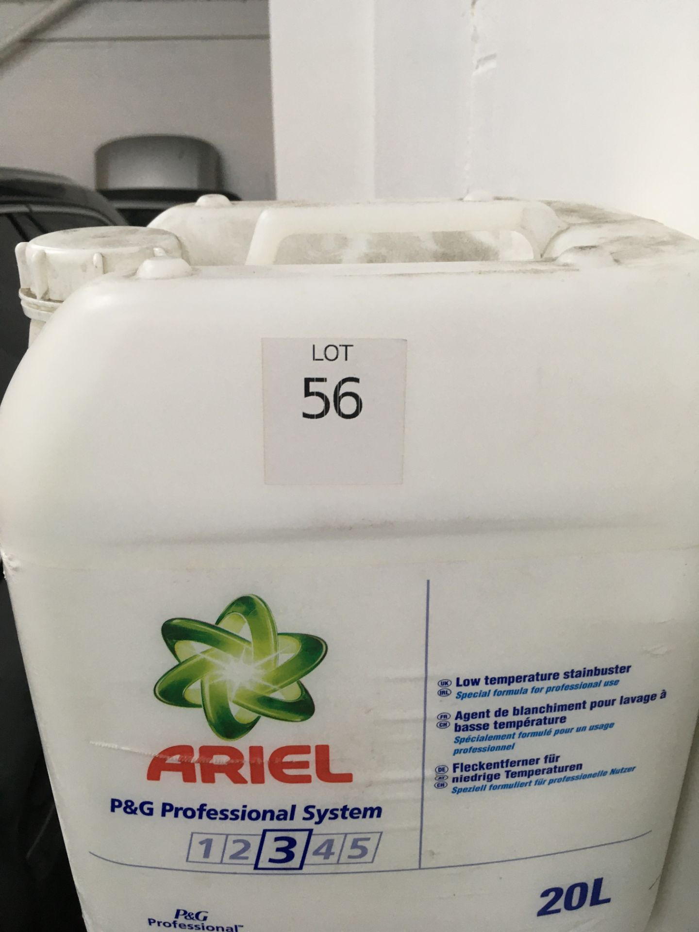 Lot 55A - 22 x Aerial Professional Stain Buster (20l)