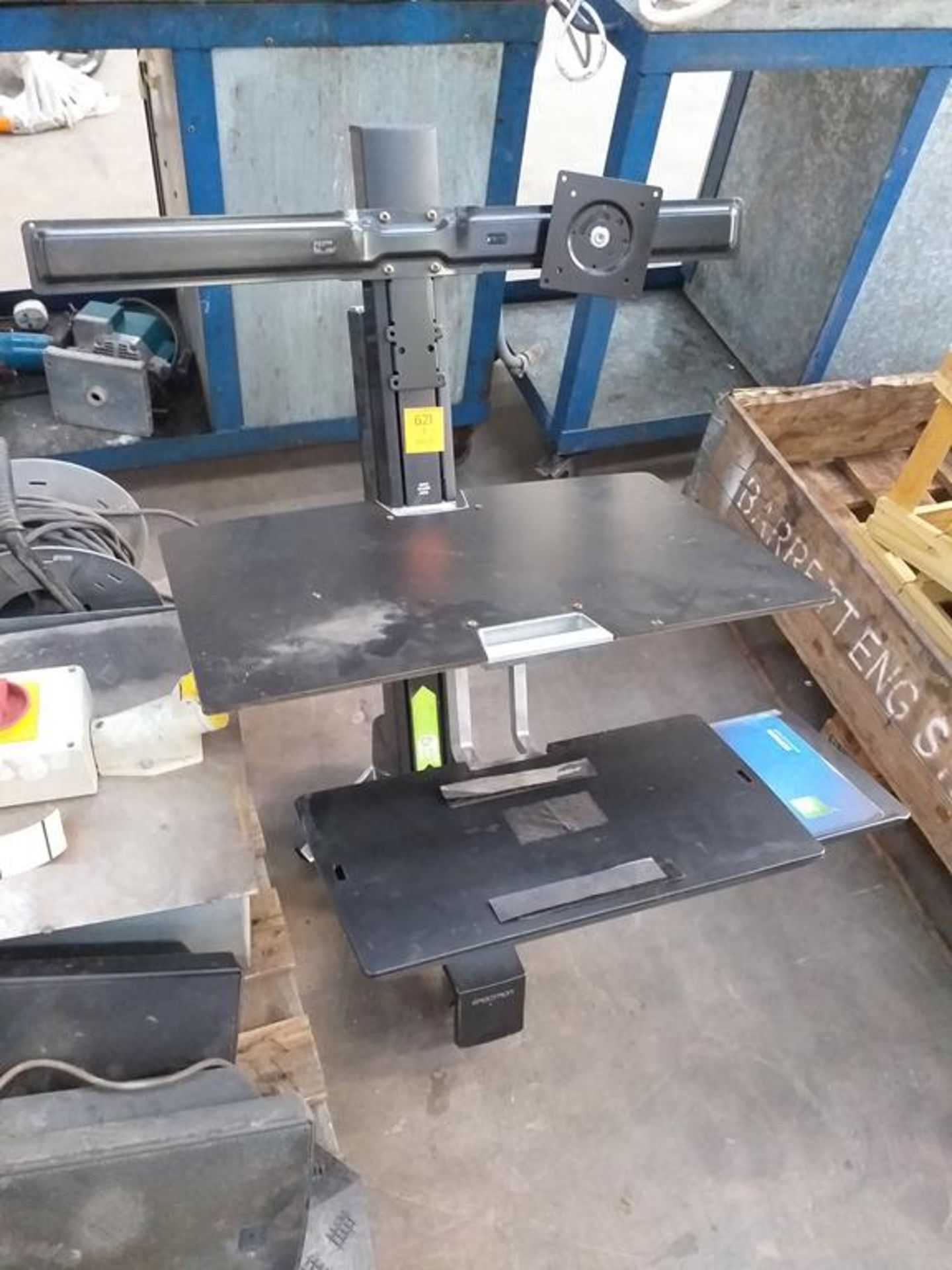 Lot 232 - A Pallet to contain Various P.A. System Equipment etc.