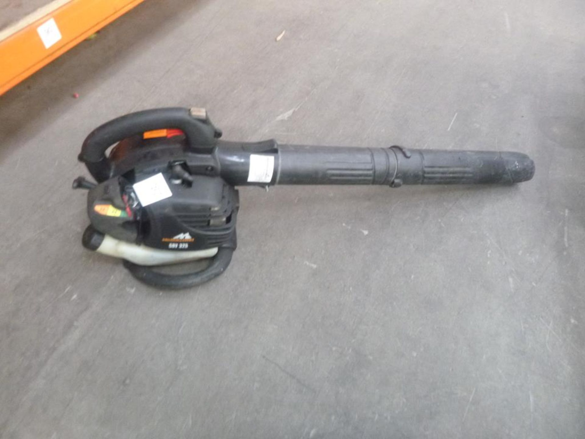 Lot 612 - McCulloch Petrol Blower
