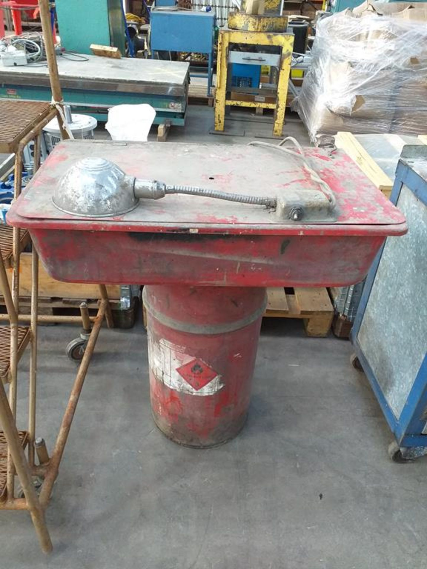 Lot 245 - A Parts Washer