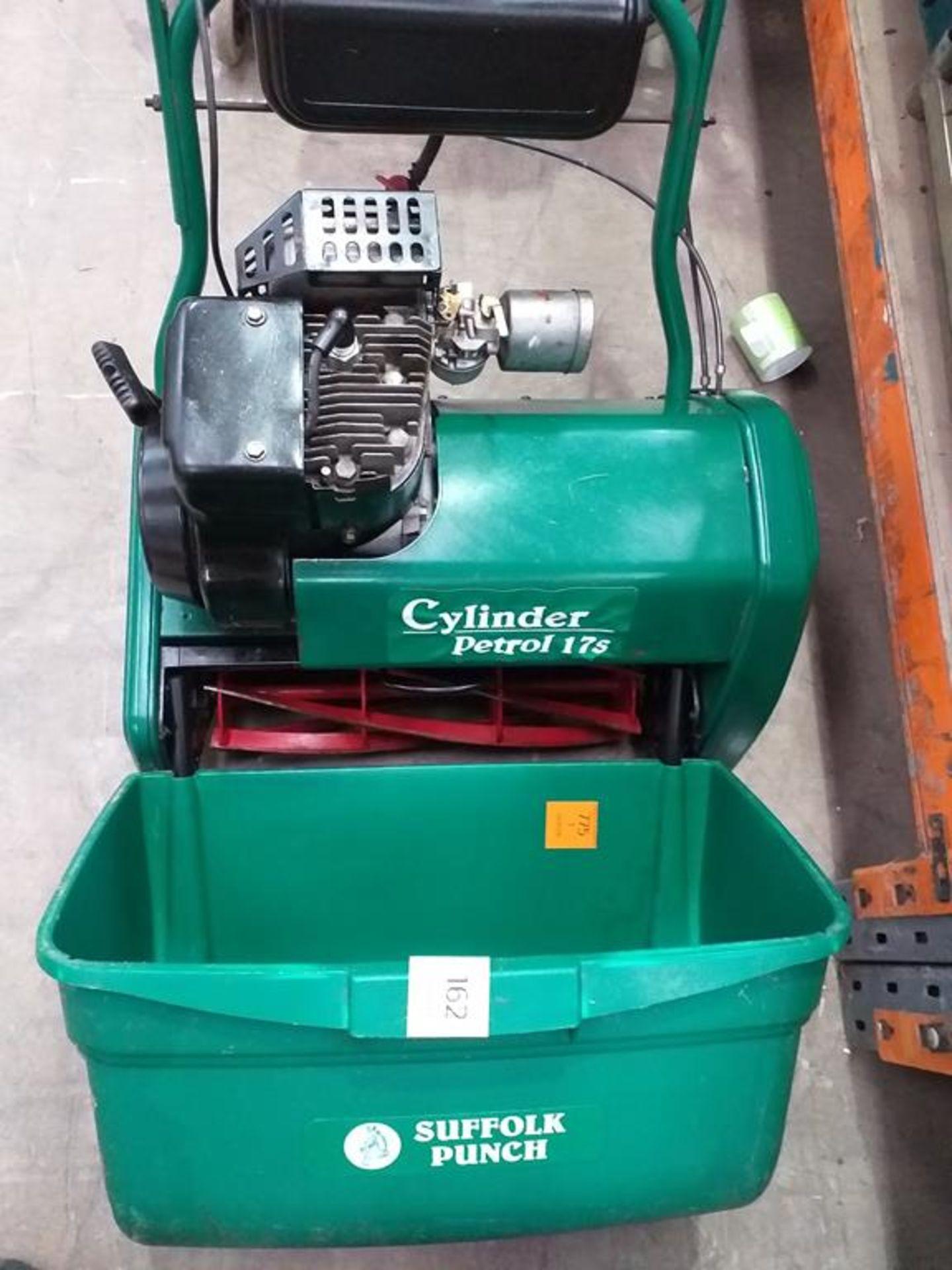 Lot 162 - A Suffolk Punch Cylinder Petrol Mower