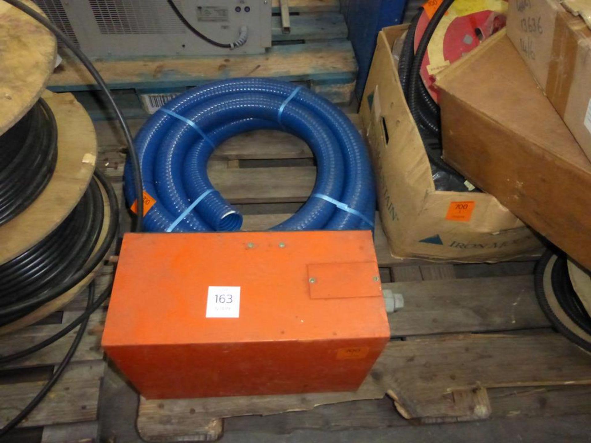 Lot 187 - A Pallet of Wire Conduit