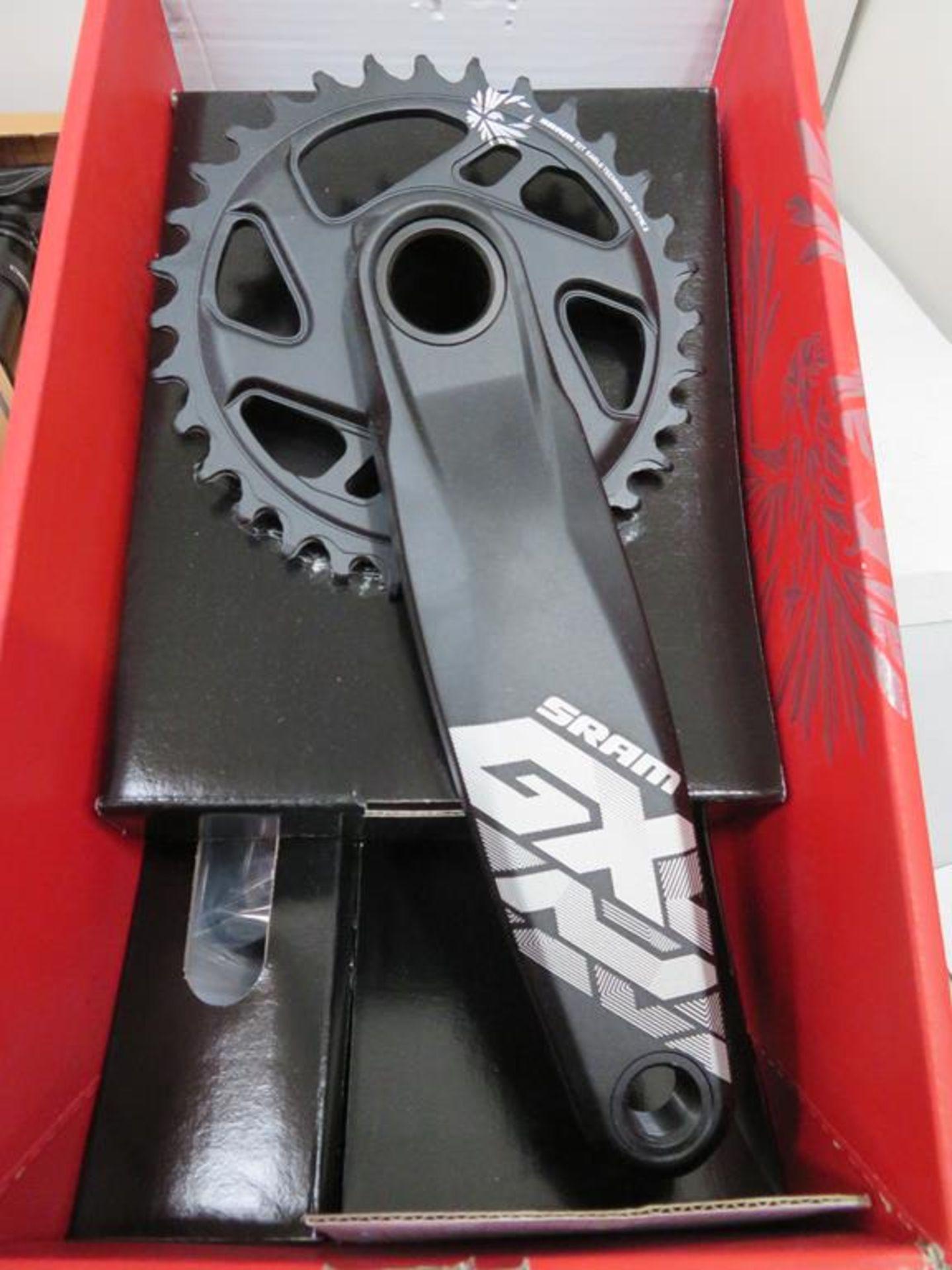 Lot 59 - SRAM Crank GX Eagle Boost GXP Direct Mount Chainring