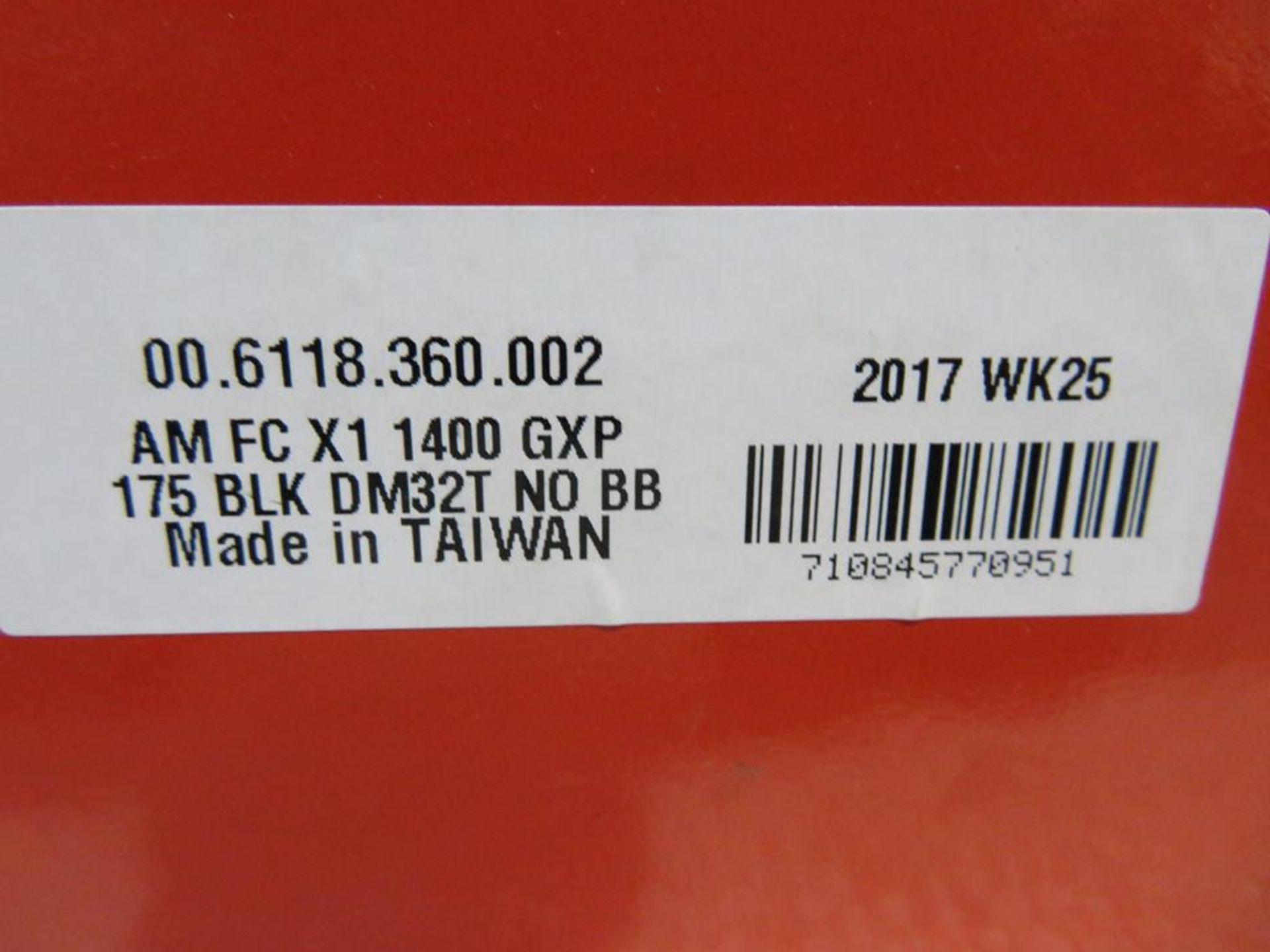 Lot 35 - Sram X1 1400 GXP Crankset
