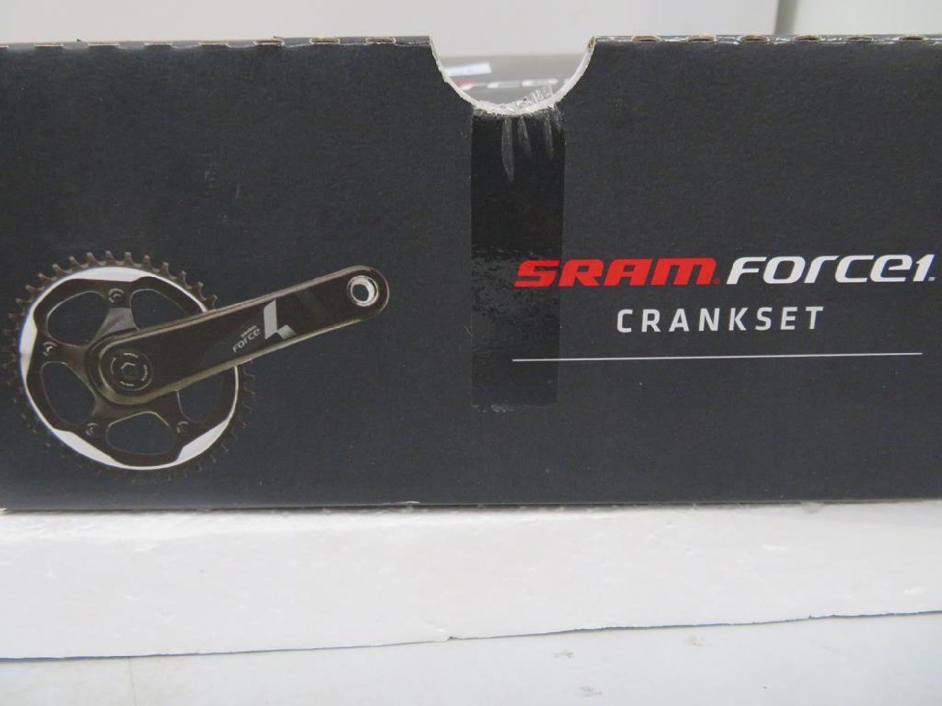 Lot 52 - Sram Force 1 GXP 42T Crankset