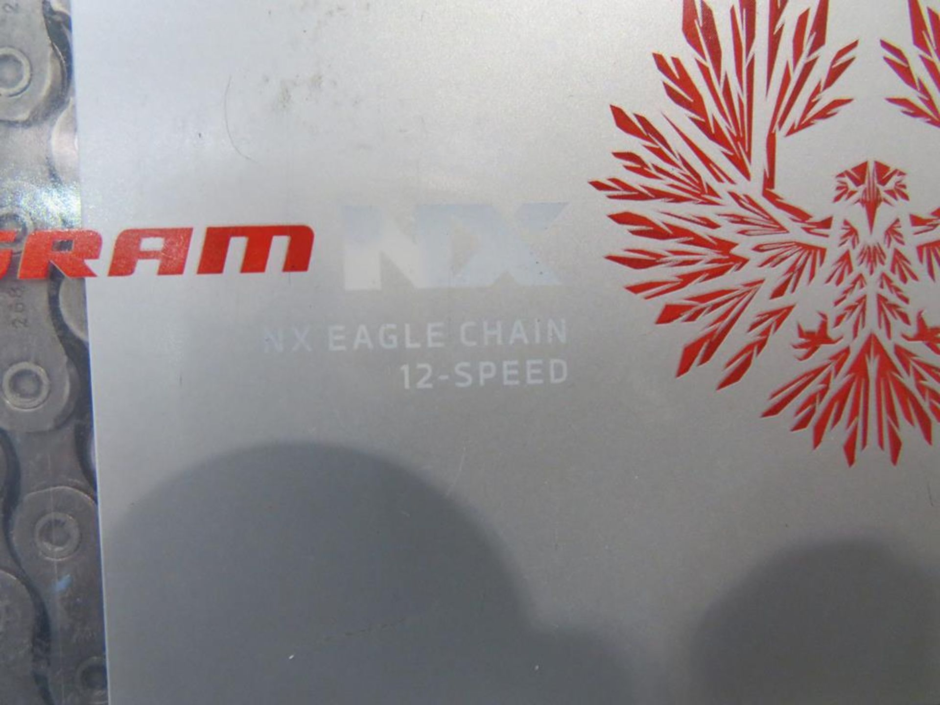 Lot 44 - Selection of Sram Bicycle Chains