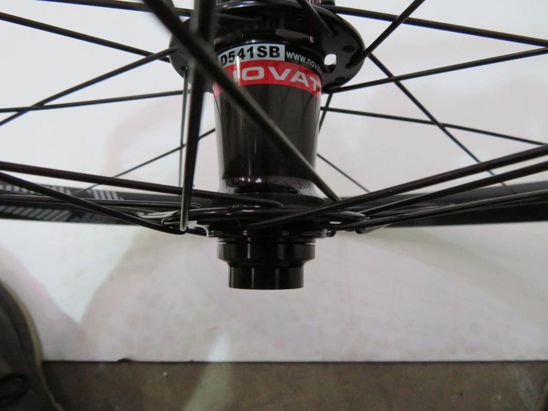 Lot 12 - E*Thirteen LG1+ Wheel Set with Novatec DH42SB Hubs