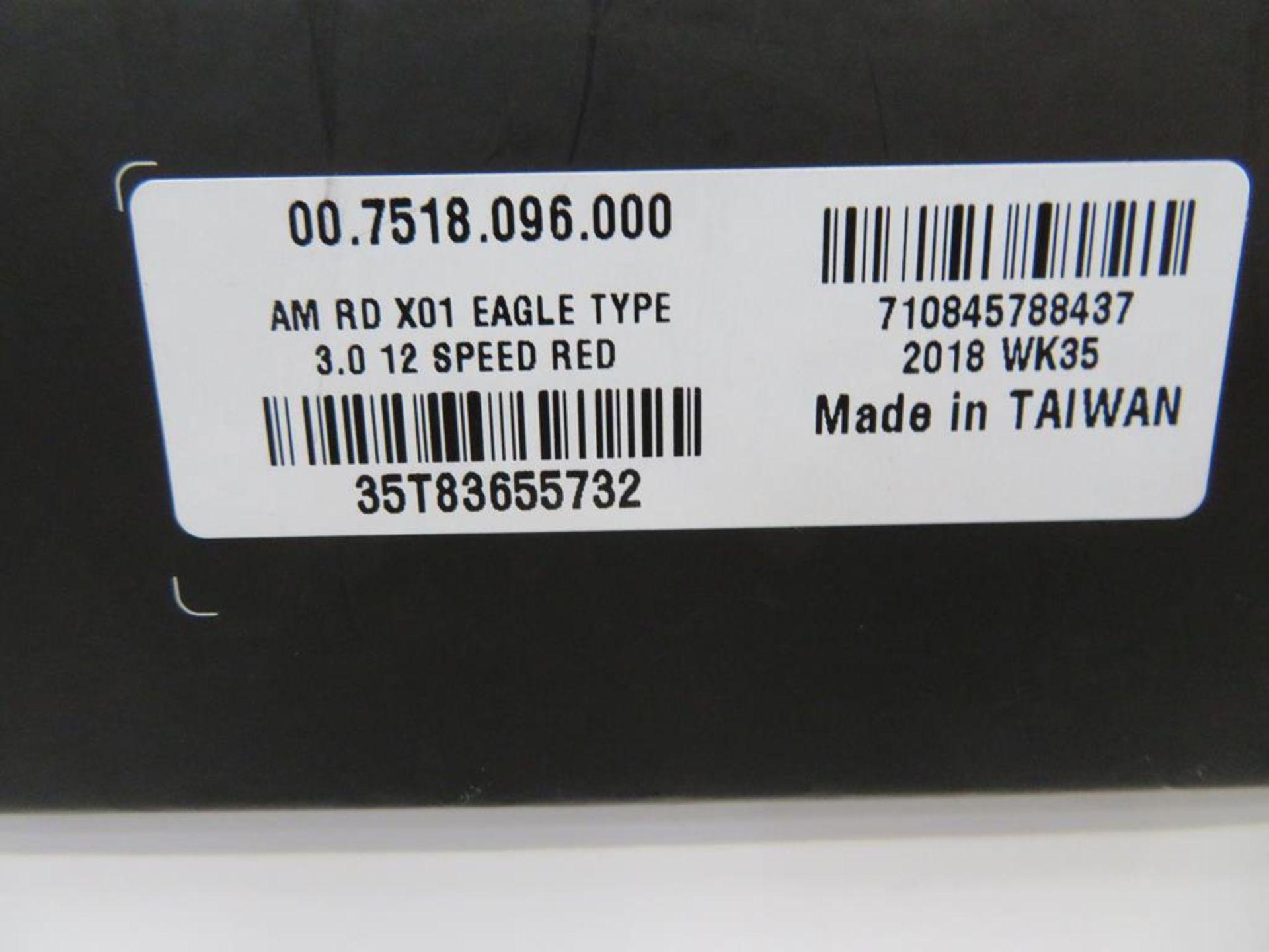 Lot 40 - Sram Eagle X01 12 Speed Type 3 Rear Derailleur
