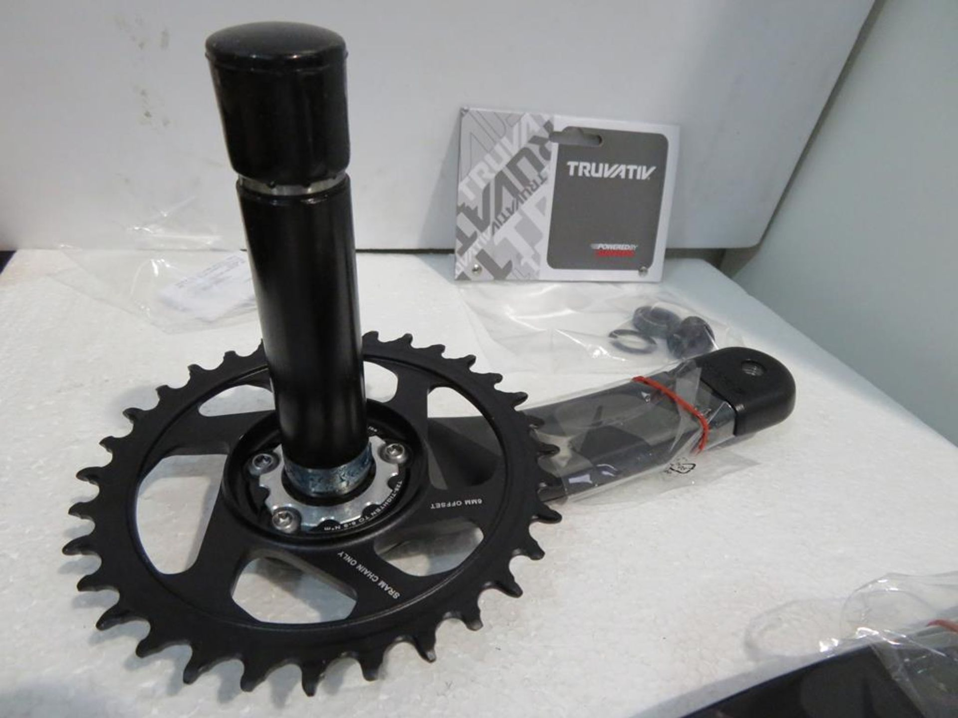Lot 31 - Sram XX1 Eagle 32T GXP Crankset