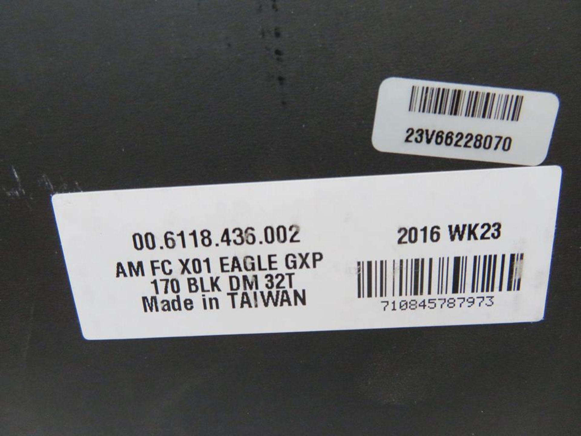 Lot 41 - Sram X01 Eagle Chainset