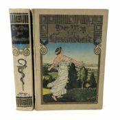 Dr. med. A. Müller: Der Weg zur Gesundheit. 2 Bände, guter Zustand, 1922. Ein getreuer und