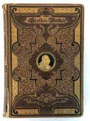 Goethe´s Werke (Goethes Werke). Illustrirt von ersten deutschen Künstlern. Erster (1.) Band.