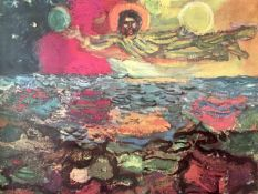Hans Stocker, Simone Martini, Meister von Mondsee, Paul Gauguin, Marc Cagall: fünf hochwertige