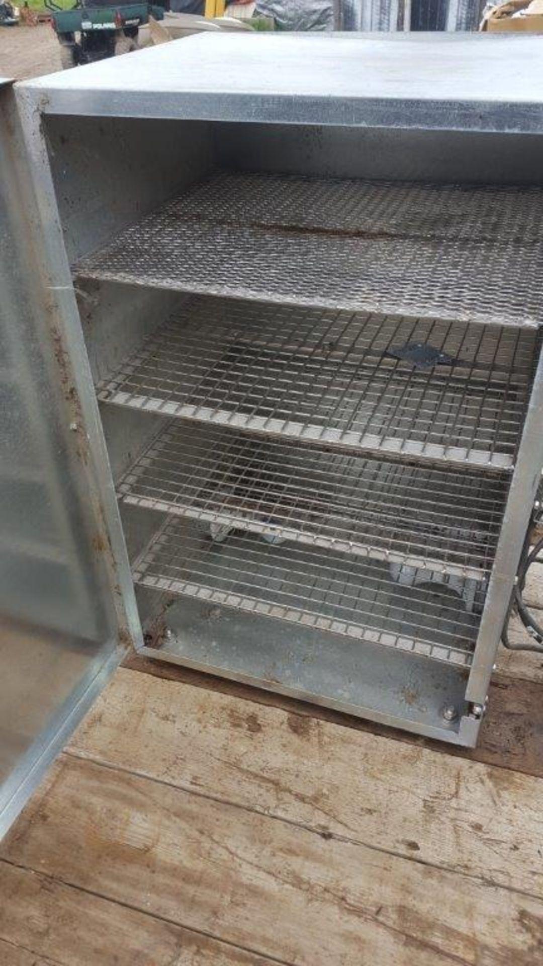 Lot 370 - Welding electrode oven 120v