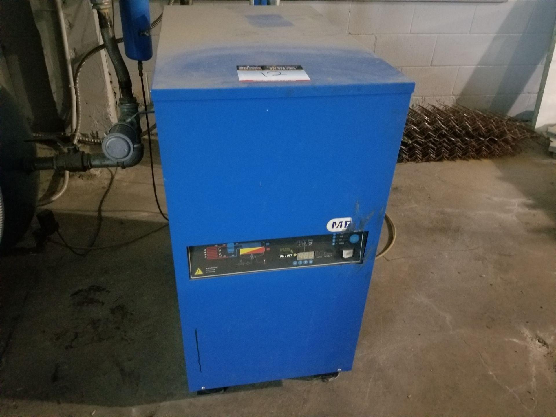 575 volt compressor, dryer, cooler / Compresseur 575 volts, assécheur - Image 3 of 4