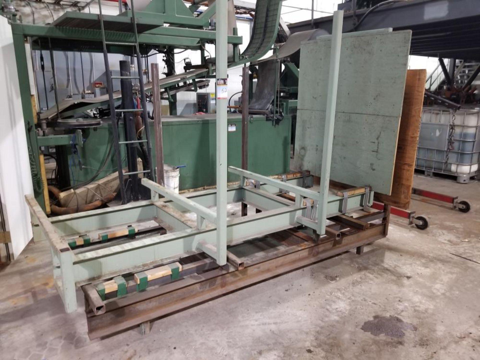 Steel supports / Supports en acier
