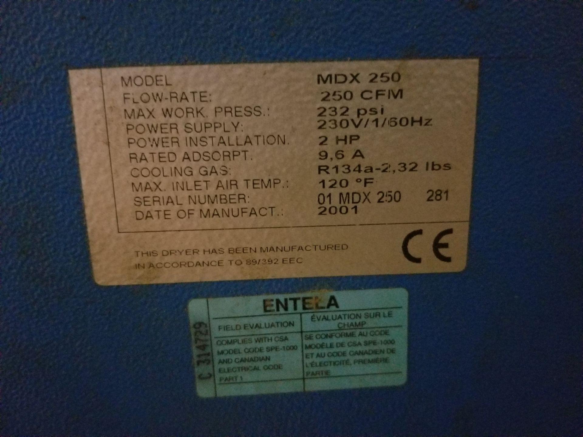 575 volt compressor, dryer, cooler / Compresseur 575 volts, assécheur - Image 4 of 4