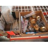 Lot 230 - Paint Brushes, Solder Paste, and more
