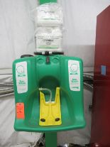 Lot 215 - Guardian Eye Wash Station & Honeywell EyeSaline