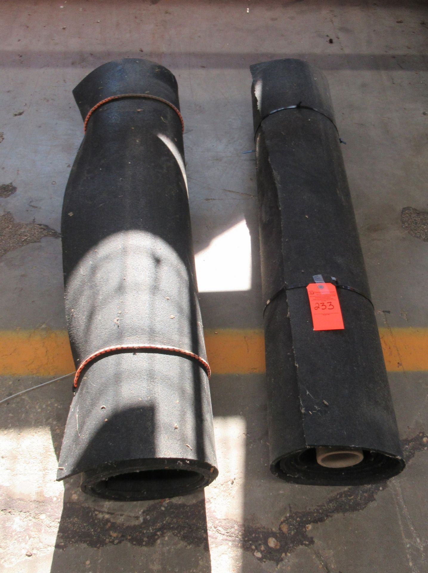 Lot 233 - Lot of 2 Floor Mats