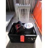 Lot 237 - Patton, Pelonis, Cuori Space Heaters Lot of 3